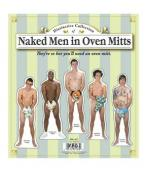 naked men in oven mitts set de imanes :: #