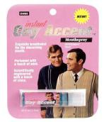 Instant Gay Accent spray bucal :: #