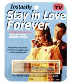 Stay In Love Forever spray bucal :: #